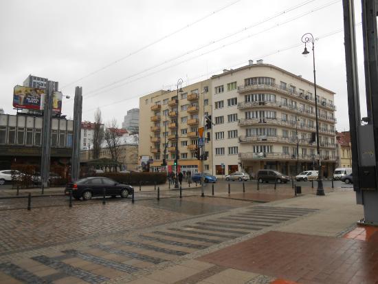 Chlodna Street