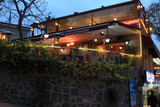 Bella Mira Restaurant: Bella Mira