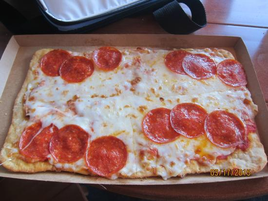 Orlando Haus pepperoni pizza picture of pinocchio haus orlando