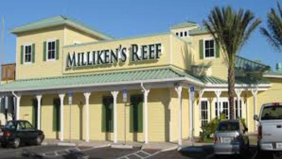 Milliken's Reef: Exterior view......plenty of room outdoors