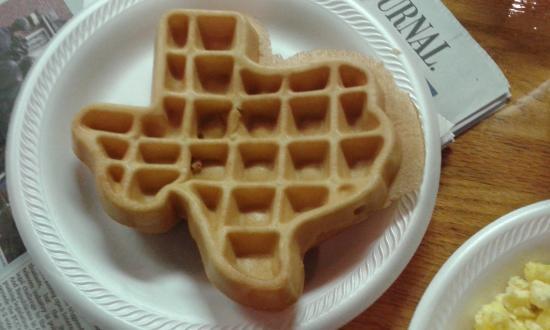 Quality Inn: Only in Texas lol
