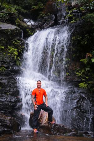 Wentworth Falls: Another fantastic waterfall on Wentworth trails