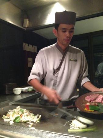 Taihei: Teppanyaki master