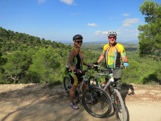 Les Chenes Verts: Mountain Biking in the Luberon