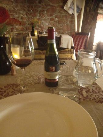 Casa Vacanza Piantamori: La Cantina