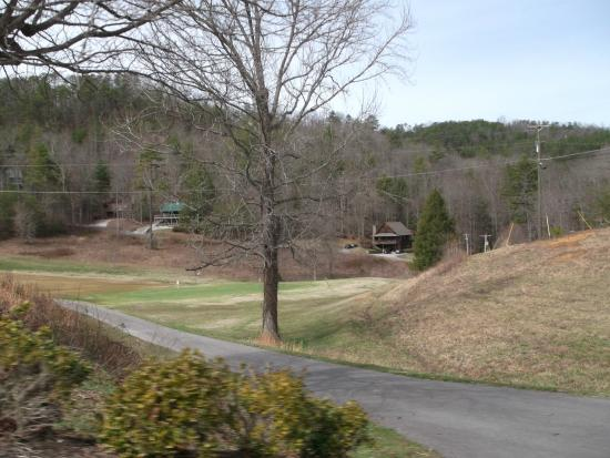 Townsend, Теннесси: Laurel Valley Golf Course- March 2015