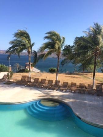 Paradise Flamingo Beach: Vista De Pelicula