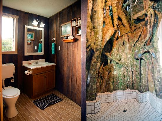 Bathroom And Shower With Hot Water Picture Of Lupe Sina