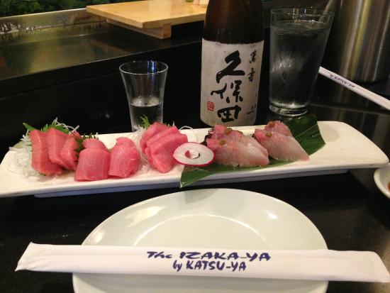 Izaka-Ya by Katsu-Ya: sashimi