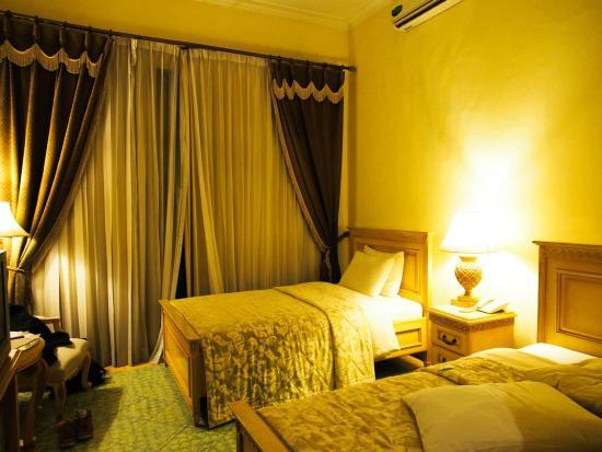Saraswati Borobudur: ห้องพัก