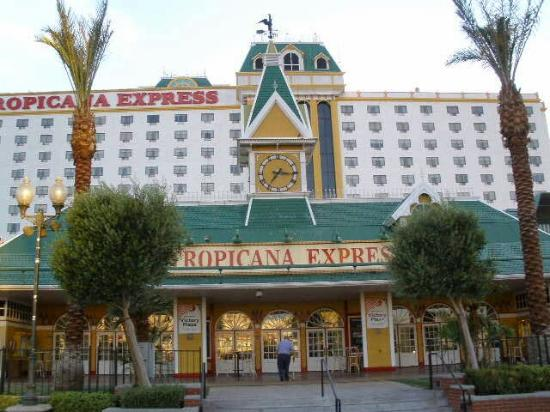 Tropicana Hotel Casino Laughlin Nevada