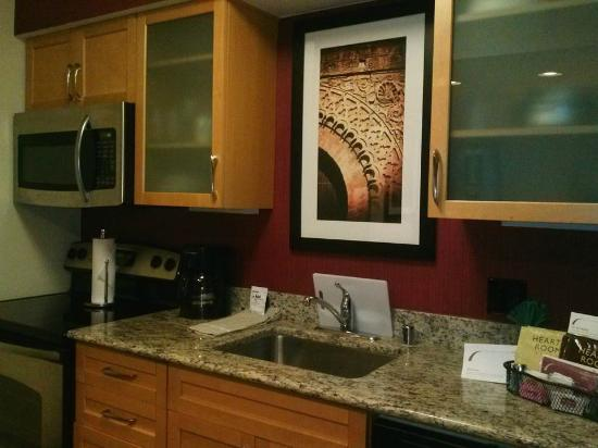 convenient clean kitchenette picture of residence inn by rh tripadvisor com