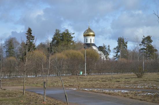Udomlya, Russie : Церковь