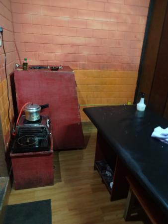 Ayurvedic Spa: Massage room