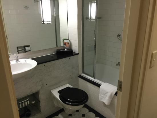 Bathroom Was Always Clean Picture Of Vibe Savoy Hotel