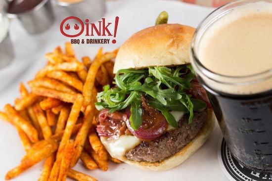 Oink! BBQ&drinkery