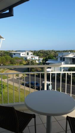 View from our veranda