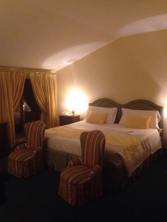 Relais Monaco Country Hotel & Spa: La camera