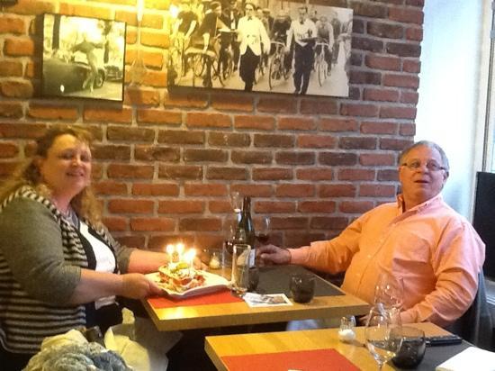 La Popote en Cocotte: my special birthday cake !