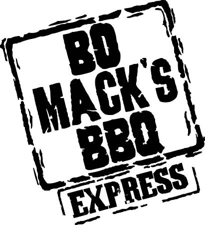 Bo-Mack's BBQ Express - new logo
