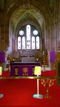 St. Mary's Church : Inside the Church