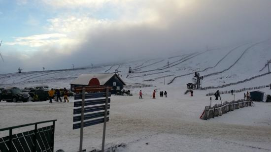 Lecht 2090: That was the snow condition in December 2014; it wasnt enough snow on the slope