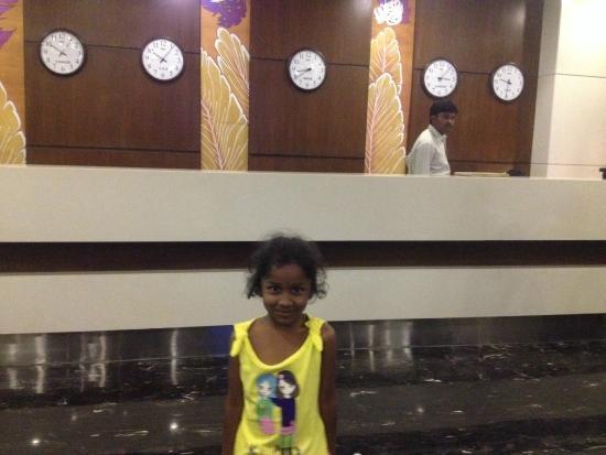 Hotel City Inn Kakinada Andhra Pradesh