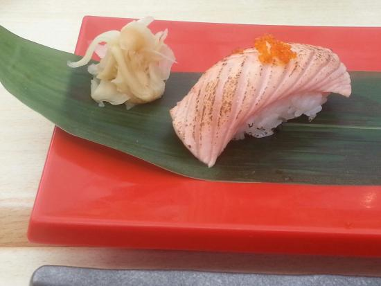 Sushi Wave Authentic Japanese: Array of a balanced Japanese meal