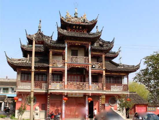 ZaoZhuang Lu XiuXian Jie