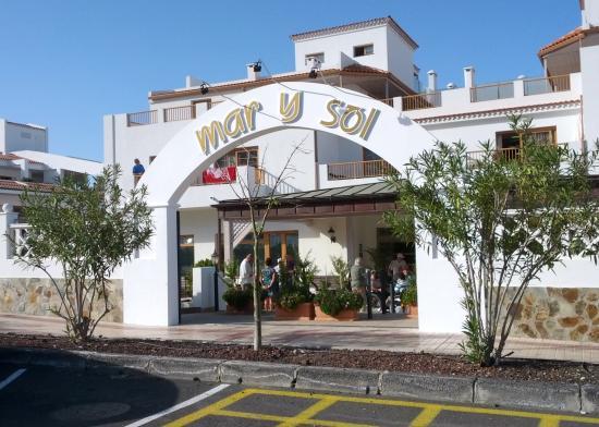 Hotel Mar y Sol: Mar y Sol