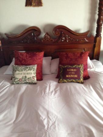 Golden Lion Hotel & Restaurant: Room