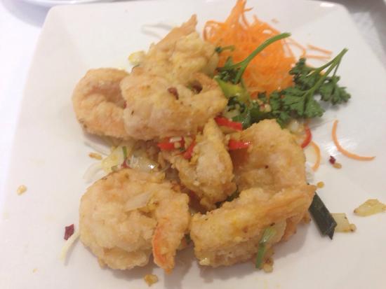 Red Panda: My favourite king prawn salt and chilli