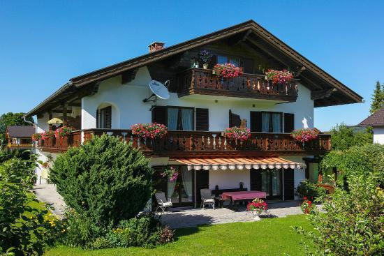 Krun, Germany: Gästehaus Huber in Krün