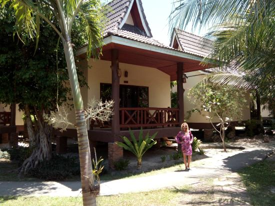 Phi Phi Villa Resort: Bungalow