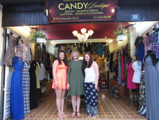 CANDY BOUTIQUE
