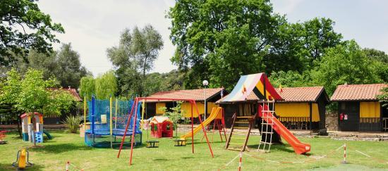 Villammare, Italy: parco giochi