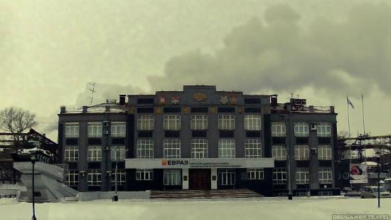 Memorial Museum of Military and Labor Glory of Kuznetsk Metallurgists