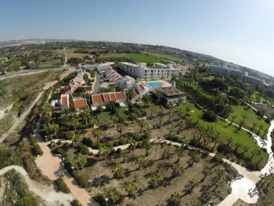 Helios Bay Hotel: AERIAL