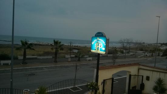 Hotel Panorama del Golfo: by night