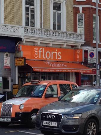 cafe Floris