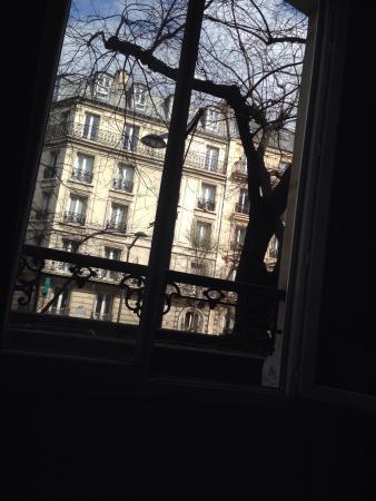 Hotel Bien-Etre : Vista