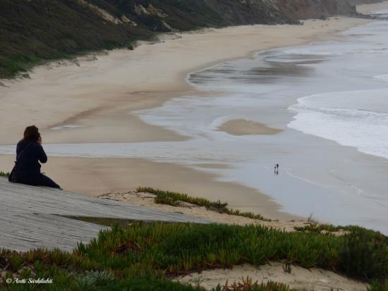 Paredes da Victoria Beach