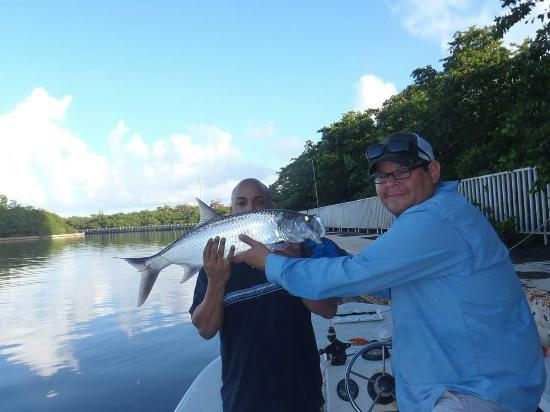Backwater fishing charters puerto rico picture of for Puerto rico fishing charters