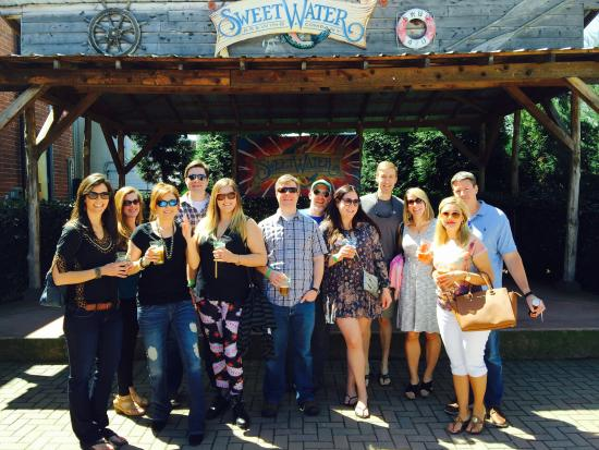 Southern Beer Tours: Birthday Beer Tour 2015!
