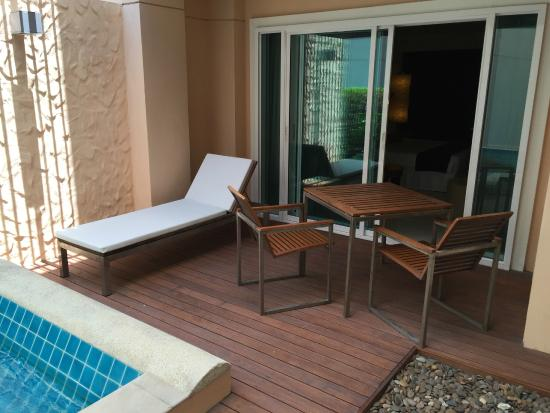 Millennium Resort Patong Et Balcony With Private Jacuzzi