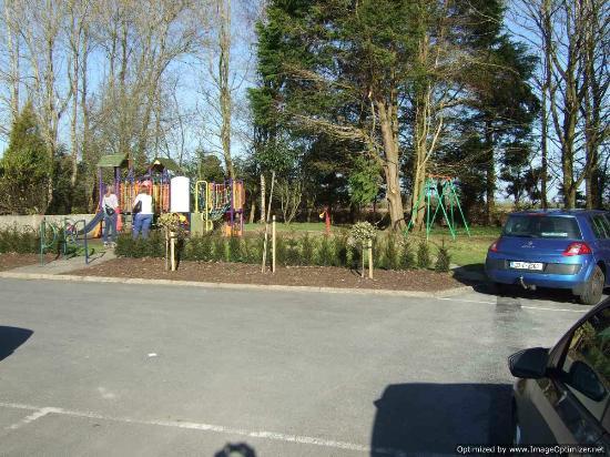 Radisson Blu Hotel & Spa, Limerick: Play area for kids