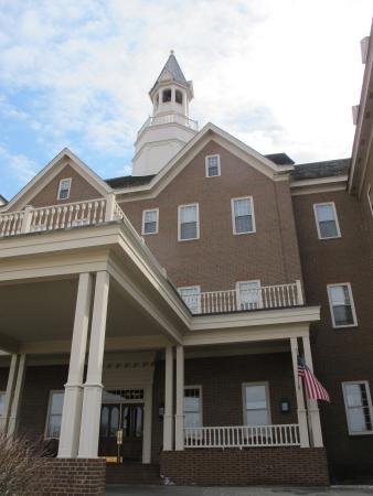 The Delafield Hotel: an amazing location and great accomodations!