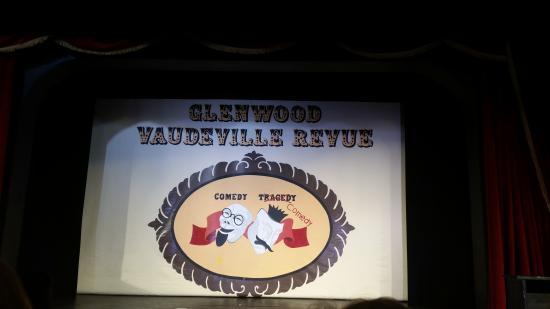 Glenwood Vaudeville Revue: vaudeville