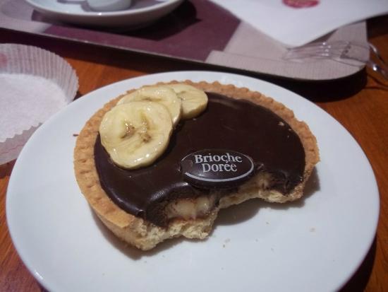 Brioche Doree: Pra lá de gostoso!