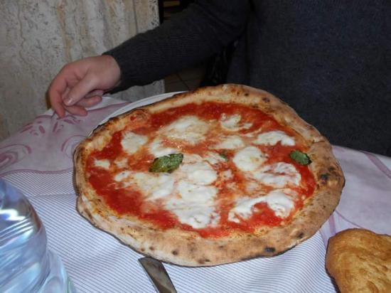 Di Matteo: pizza Margherita